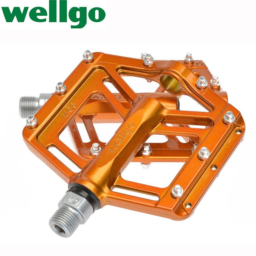 WELLGO-MG6-MTB-BMX-font-b-Downhill-b-fon