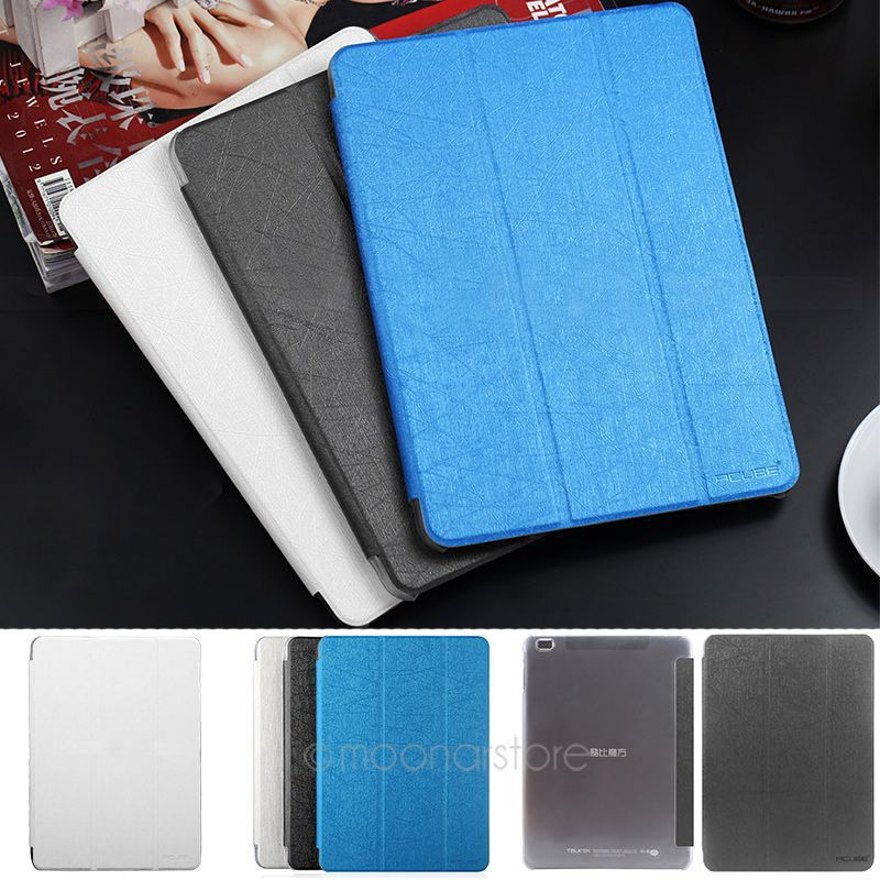 """Original Ultra-thin Smart Case For Cube Talk 9x Luxury Flip Stand Leather Case for 9.7\"""" Tablet Talk9x u65gt Freeshipping(China (Mainland))"""