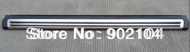VW TIGUAN 09+  OEM DESIGN ALU RUNNING BOARD SIDE STEP