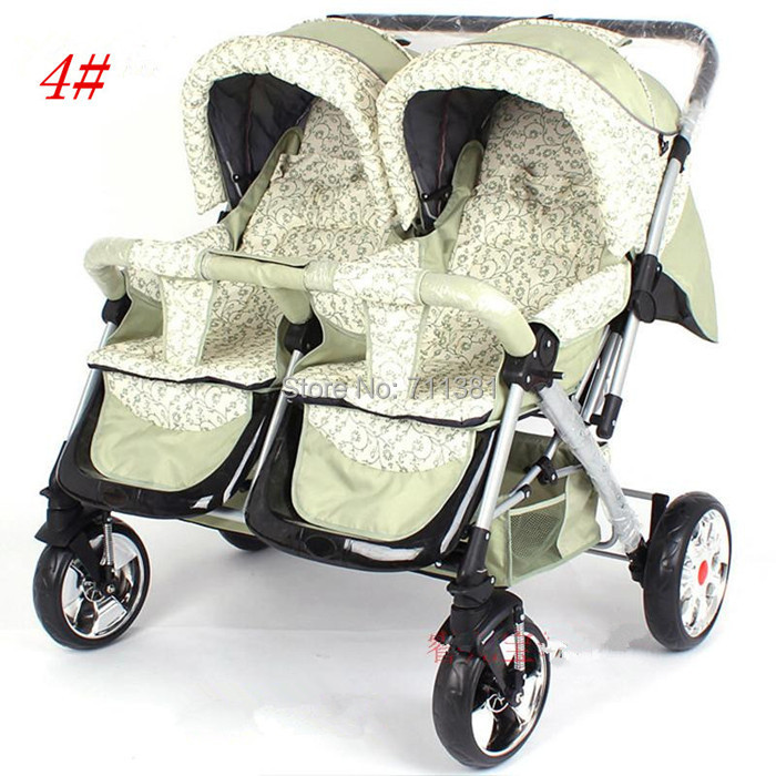 2013 Retail Fashion And Safe Style  Baby Carriage Stroller Baby Car With Four Wheels<br><br>Aliexpress