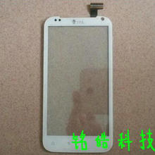 Original THL W3 touch screen replacement touch panel for THL W3 Free Shipping White(China (Mainland))