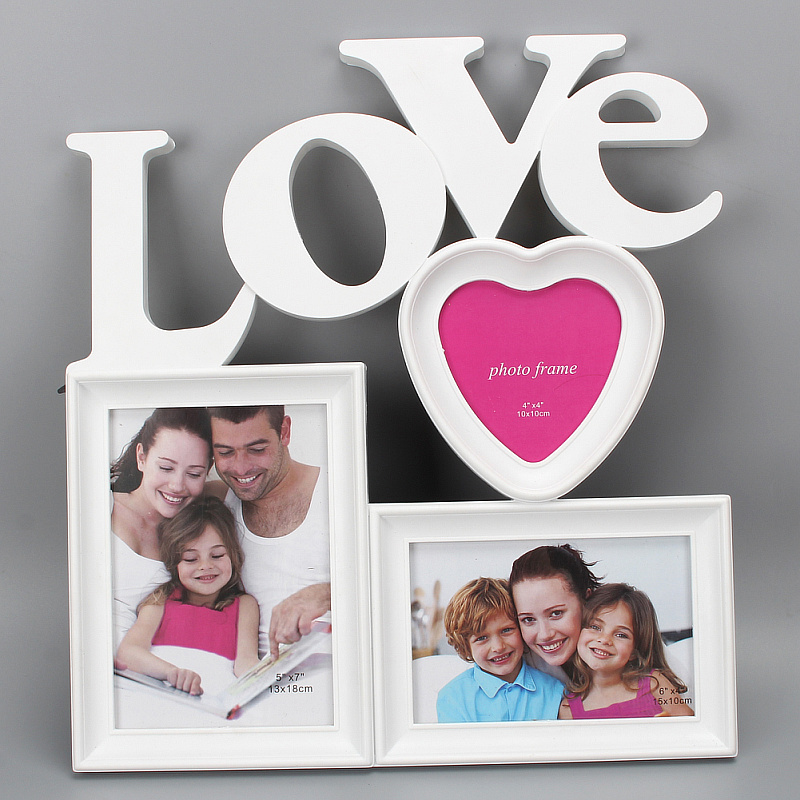 love collage frame  eBay