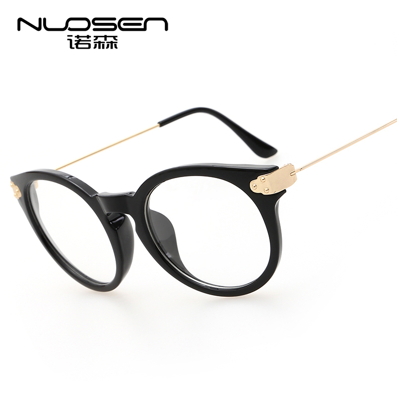 Eyeglass Frames For A Wide Face : Aliexpress.com : Buy 2015 Vintage fashion people eyeglass ...