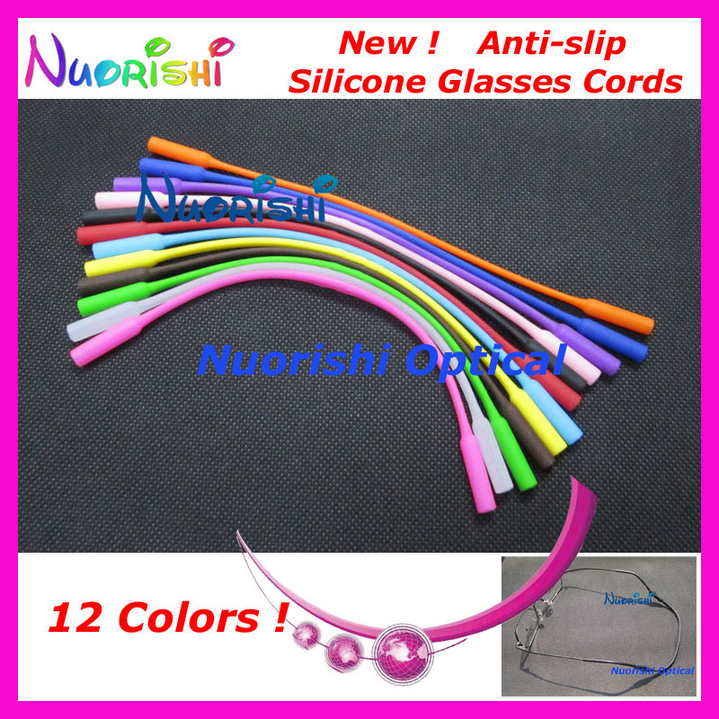12 pcs  L608  silicone anti-slip glasses cords for sports Supper Elasticity! Outstanding Fixed Effects!  glasses chainОдежда и ак�е��уары<br><br><br>Aliexpress