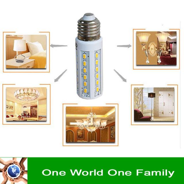 E27 E14 B22 LED Corn Bulb AC 210-240V 12W LED Night Light 42 leds 5630 SMD LED Bulb Lamp Light Warm or White Light