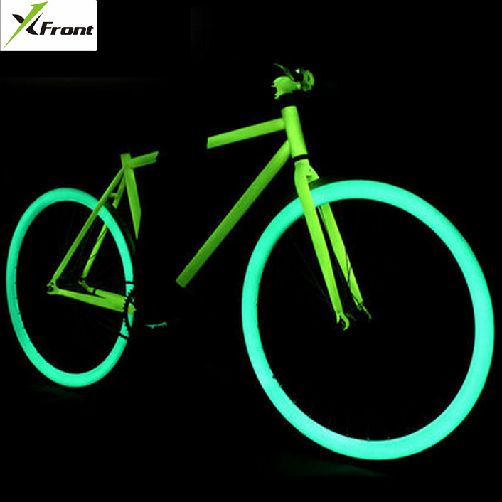 New X-Front brand Luminous High-carbon steel fixed gear retro Bike 700C students stunt bicycle inverter ride road bicicleta