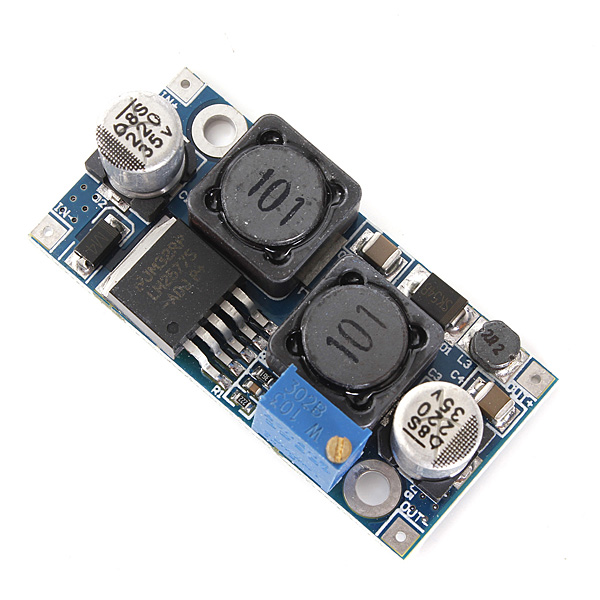 DC-DC Auto Boost Buck Step Up Step Down Converter Module Solar Voltage LM2577 2A LM2577 DC3-35 To 1.2-30V(China (Mainland))
