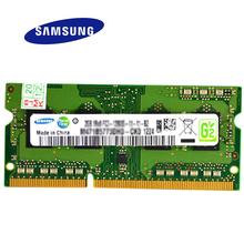 Samsung mémoire RAM DDR3 DDR3L 2 G 4 G 8 G ordinateur portable DDR 1600 Memoria DRAM bâton pour ordinateur portable Compatible avec Intel et AMD originale(China (Mainland))