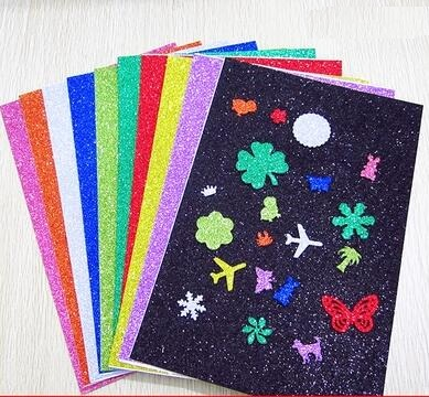 Online buy wholesale 3 foam sheet from china 3 foam sheet for Soft foam sheets craft