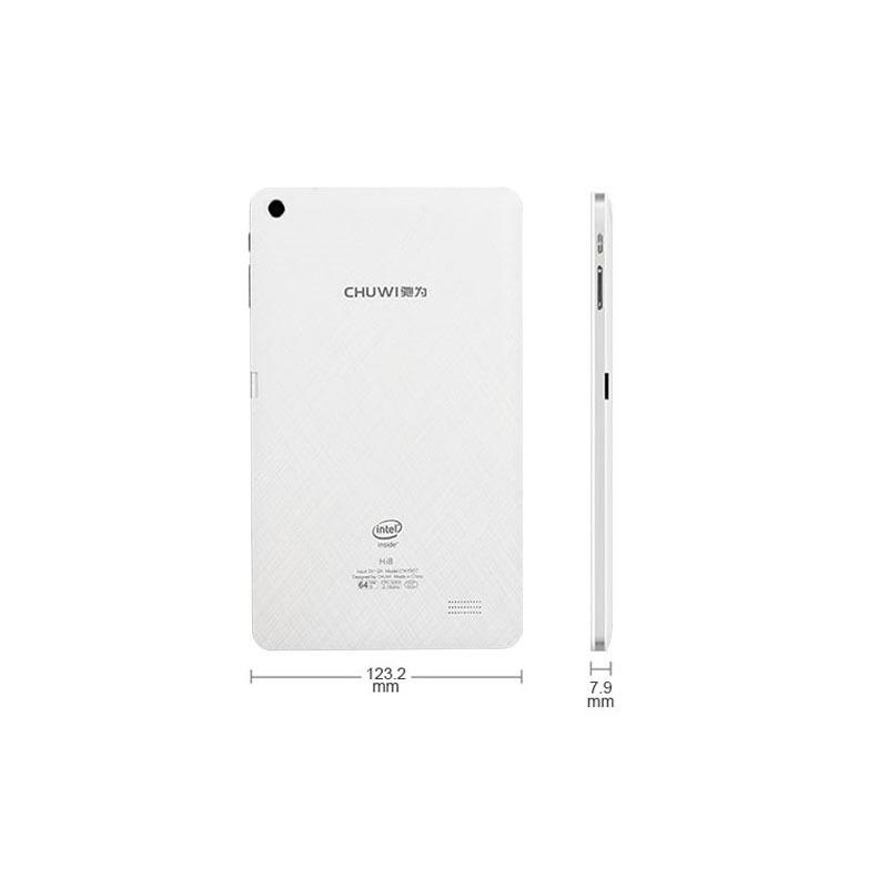 Original Chuwi HI8 Windows 8 1 Android 4 4 Dual boot tablets pc Intel Z3736F Quad