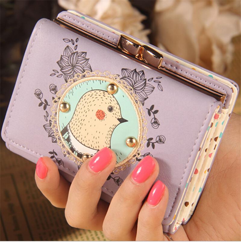 2015 NEW FASHION Brand Clutch Women Wallets Purses Female Carteira Feminina Carteras Billeteras Portefeuille Money Bag<br><br>Aliexpress