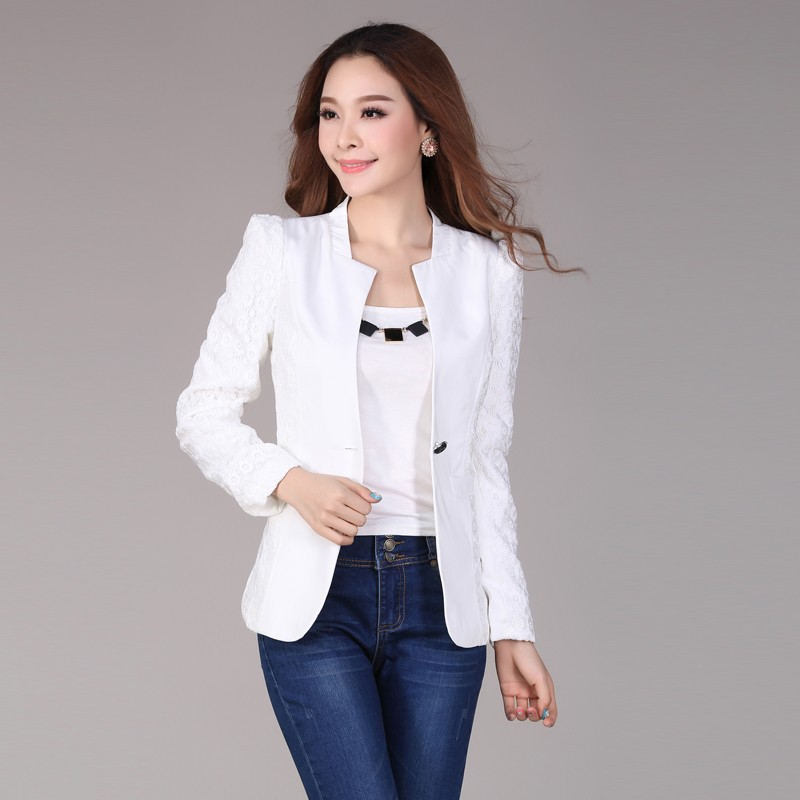 White Blazer For Women On Sale