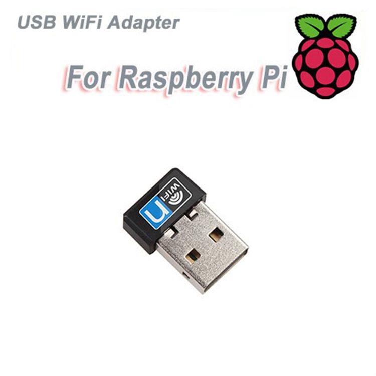 Mini Raspberry Pi WiFi Adapter 150Mbps USB WiFi Adapter For Raspberry Pi A, Raspberry Pi B, Raspberry Pi 2 Model B<br><br>Aliexpress