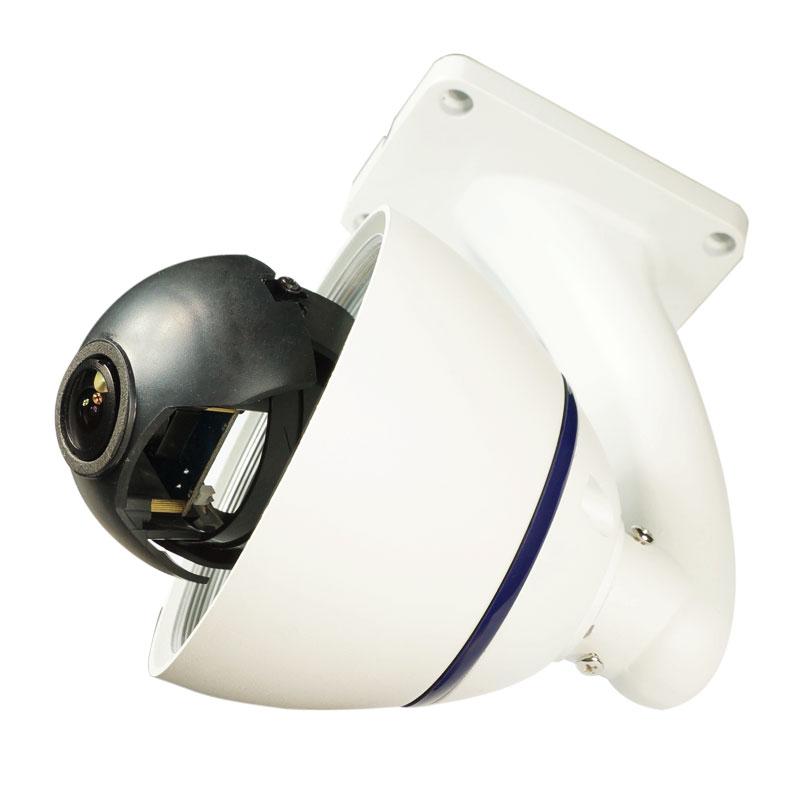 1.3 MegaPixel Vandalproof and waterproof Dome HD AHD 130 Degree Fish Eye Camera(China (Mainland))