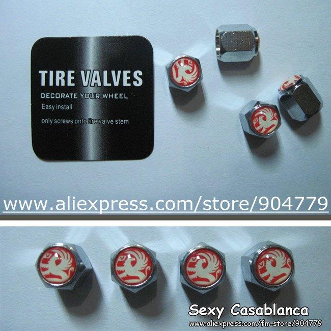 (4pcs/set) Auto Tire Valve Caps VAUXHALL logo decorate wheel easy install valve stem hotsale  -  WALLE BABYWEAR store