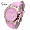 Cheap  Fashion Women Bracelet Watches Casual Analog Quartz WristWatch Relogio Dress Watches Womens Letters Dial Watch Relojes
