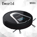 Eworld M884 Automatic Floor Cleaning Robot Mop Scrub Vacuum Cleaner Wet and Dry Cleaning Auto Charge