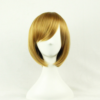 Short Straight Cosplay Wig