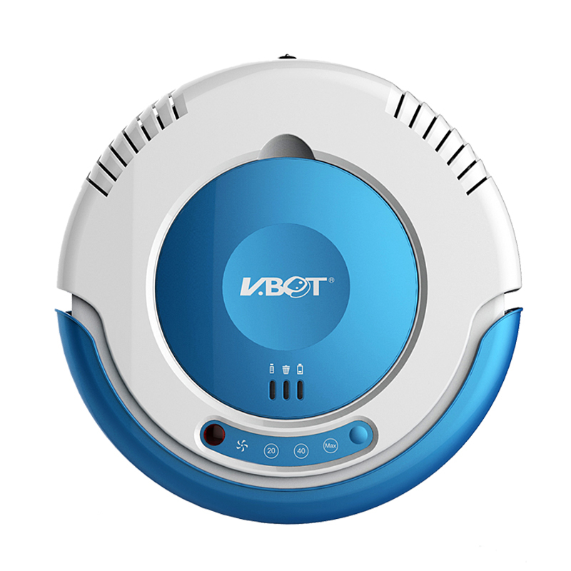 Intelligent household automatic charging sweeping robot mute vacuum cleaner(China (Mainland))