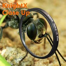 52 58 67 mm Macro Close Up lens Filter for Pentax Sony Nikon Canon EOS DSLR d5200 d3300 d3100 d5100 camera lens lenses(China (Mainland))