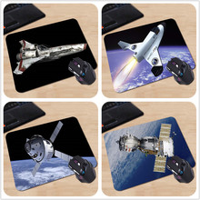 Galaxy Space Craft Viper in Interstellar Create Your Own Style Cool Dark Mouse Pad Computer Rubber Custom-made Mouse Mat Pad(China (Mainland))