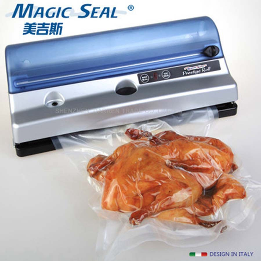 Free ship by DHL food vacuum sealer machine bag seal machineVacuum Packing Machine for food Vacuum Sealer Machine(China (Mainland))