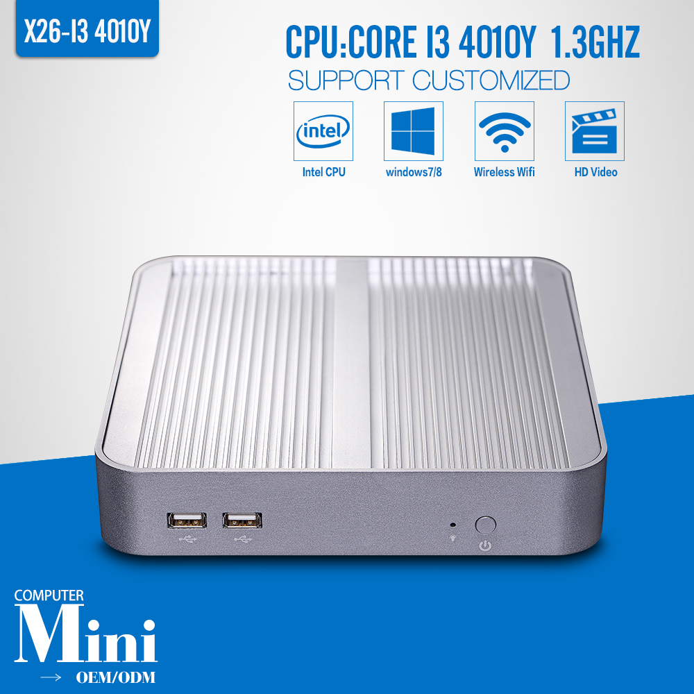 Tablet I3 4010Y,NO RAM,SSD,WIFI Mini PC,HDMI,Laptop Computer,Fanless Motherboard,Laptop case,Power adapter(China (Mainland))