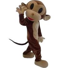 MASCOT monkey mascot costume custom fancy costume anime cosplay kits mascotte theme fancy dress carnival costume. Free Shipping