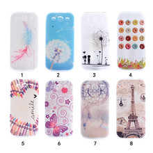 New Ultra Thin Plastic Soft TPU Case For Samsung Galaxy S3 I9300 Silicon Back Covers(China (Mainland))