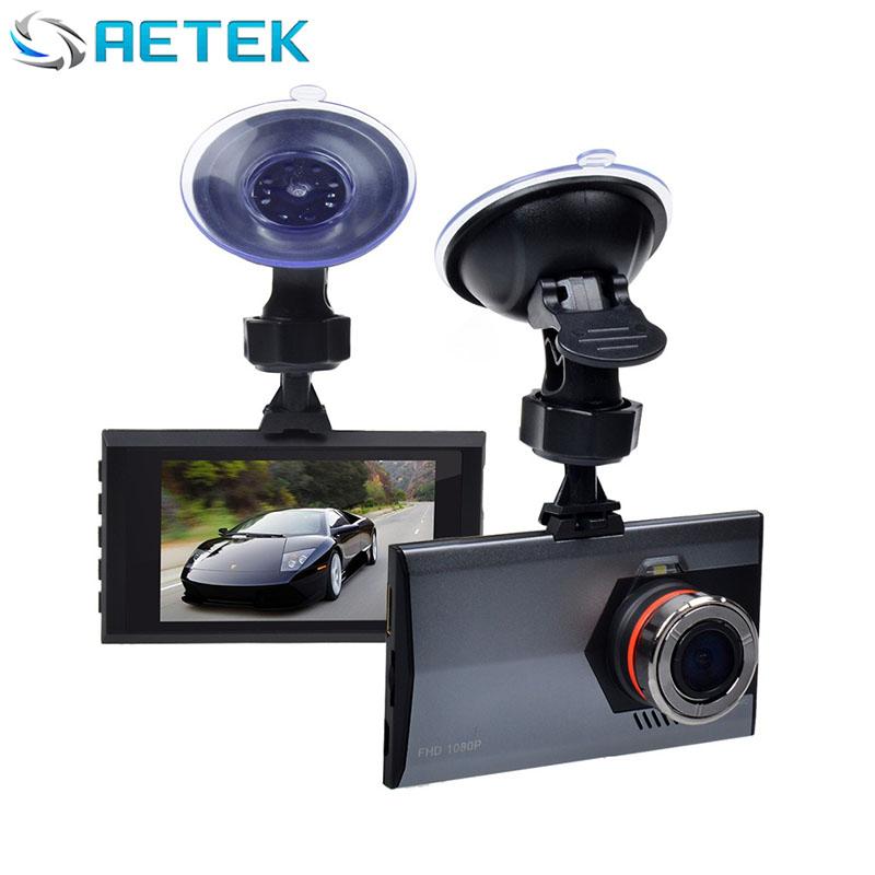 Mini Car DVRs 1920*1080p Digital Video Recorder 3 inches LCD Screen Vehicle Blackbox Auto Camera Dash Cam Hot sale(China (Mainland))