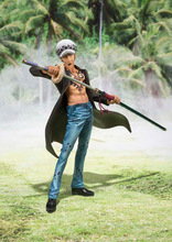 Anime One Piece Dead or Alive Trafalgar Law PVC Action Figure Collectible Toy 6″ 15CM AOP059