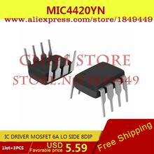 Electronic Components MIC4420YN IC DRIVER MOSFET 6A LO SIDE 8DIP 4420 MIC4420 - Chips Store store