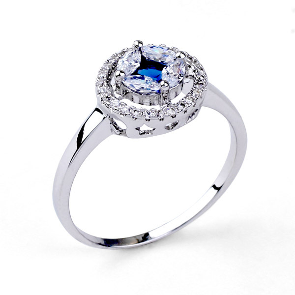 Fashion AAA Zircon Cheap Engagement Rings For Women R311384 In Rings From Jewelry Amp Accessories