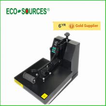 ECO-Sources USA  Stock No Duty No Tax 110V Combo Heat Press Machine Heat Transfer Heat Press machine 1200W for T-shirt Printing(China (Mainland))