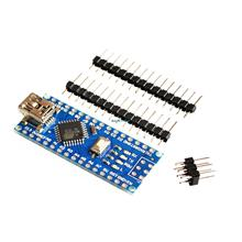 Nano 3.0 controller compatible with for arduino nano CH340 USB driver NO CABLE NANO V3.0(China (Mainland))