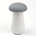 Power bank 18650 8000mAh Mushroom shape portable charger bateria externa universal powerbank LED lamp For iphone