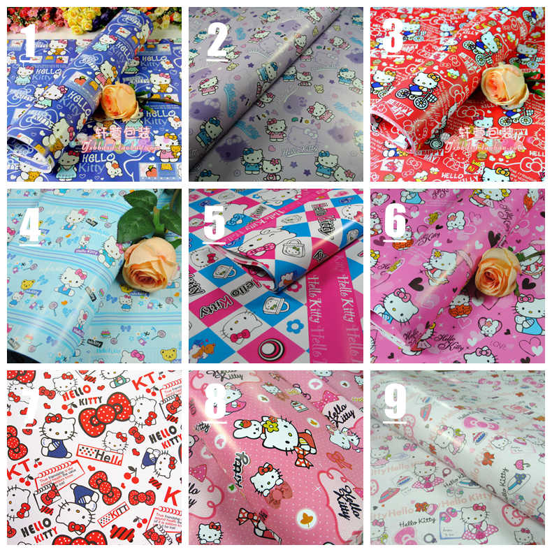 flower wrapping paper 10sheets/lot stars design book paper to flowers and gifts packaging materials wallpaper(China (Mainland))
