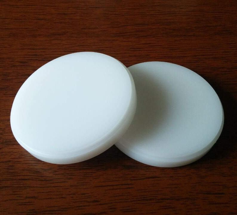 98X16mm Dental CAD CAM Milling Wax White Color,Compatiable with Wieland,Vhf,Roland,Imes-icore dental lab material