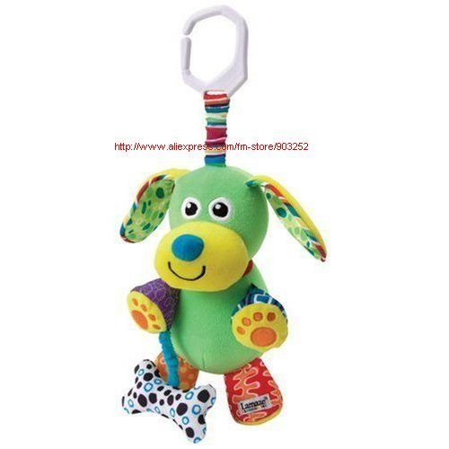 Dog Puppy Baby Play & Grow Pupsqueak/baby toys/musical toys