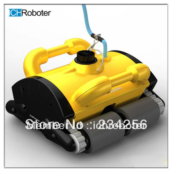 Industrial Robotic Swimming Pool Vacuum Cleaner