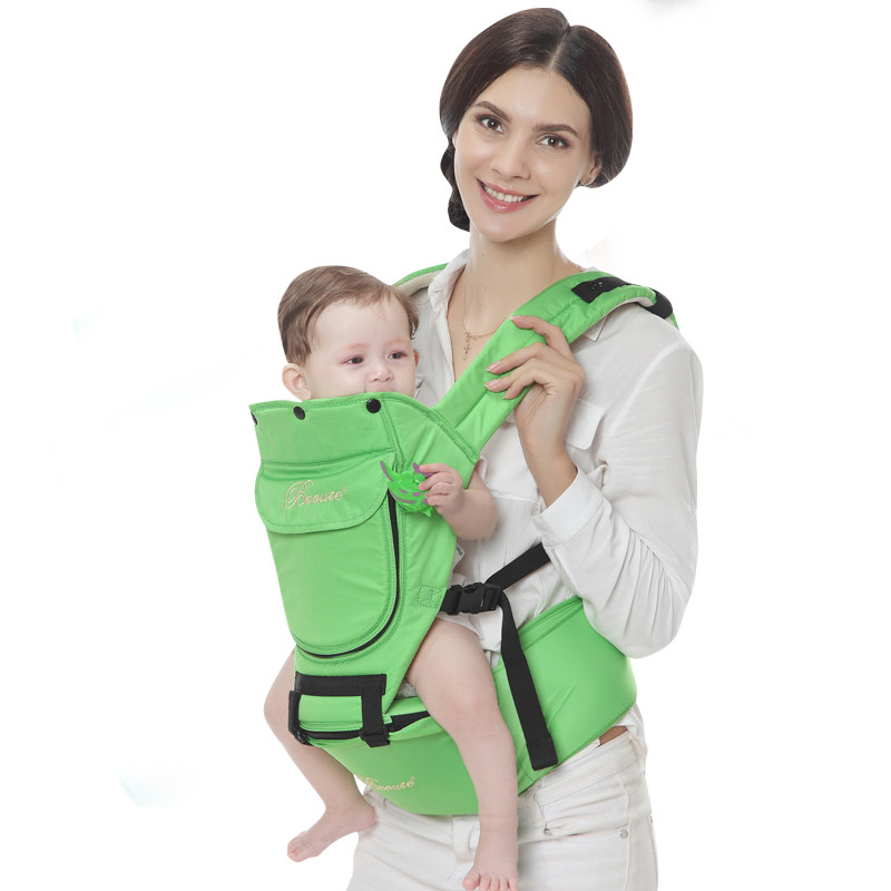 360 Baby Carrier Backpack 4 Position Cotton Infant Sling Wrap Newborns Carriage Toddler Suspenders Care