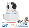 4PCS 2.0Megapixel 1080P Wireless Outdoor IP Camera System Nightvision 4CH Security 1080P HD Network Wifi NVR Kit Smartphone view