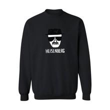 The Legend of Heisenberg Breaking Bad Sweathshirt