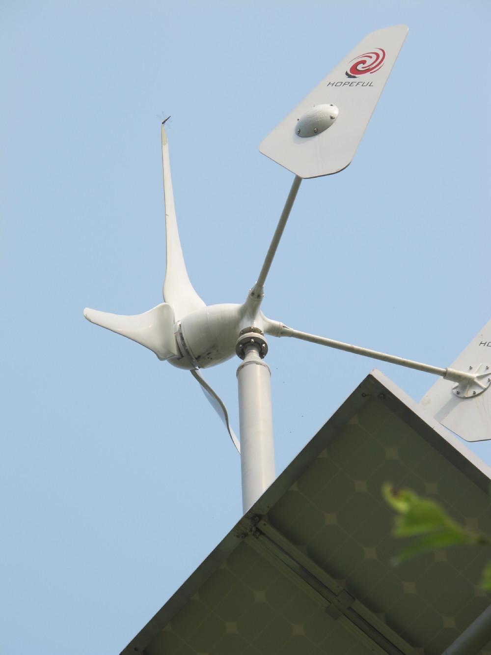1kw Home Wind Turbine Small Wind Turbine Wind Energy