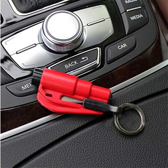 Emergency Mini Car 3 in 1 Rescue Tool