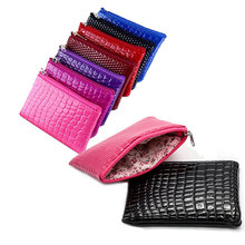 Wholesale Women Coin Purse,Clutch Wristlet , Ladies Wallets PU Leather Handbags, Coin bag Key Holder Small Women Bags Colorful(China (Mainland))