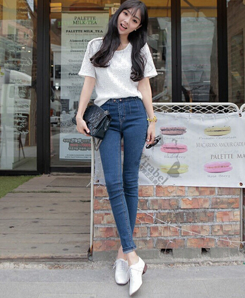 jean jacket with jeans Picture - More Detailed Picture about 2015 ...