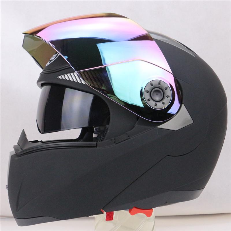 Free shipping flip up motorcycle helmet DOT approved modular helmet<br><br>Aliexpress