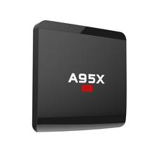 Buy NEW A95X R1 Android 5.1 Smart TV Box RK3229 Quad Core RAM 1GB ROM 8GB 32bit 1.5GHz HDMI 2.0 4Kx2K HD 2.4G Wifi Smart Set Top Box for $30.82 in AliExpress store