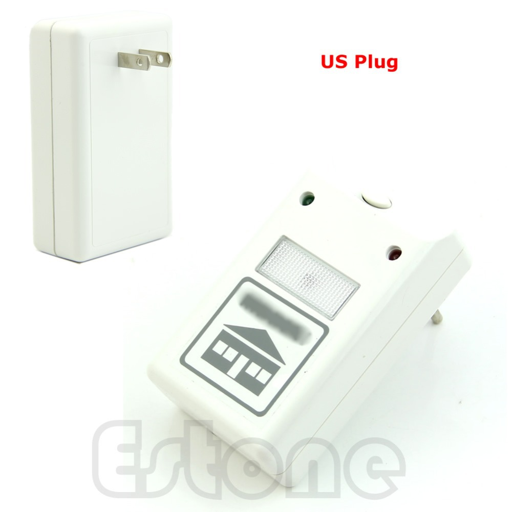 G104 1PC 220V US/EU Plug Applied Riddex Plus Electronic Pest Rodent JMHG Control Repeller(China (Mainland))
